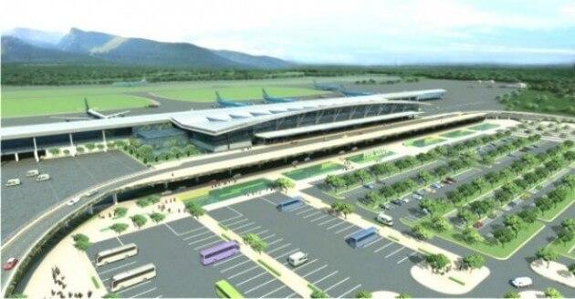 Cảng hàng không Lào Cai