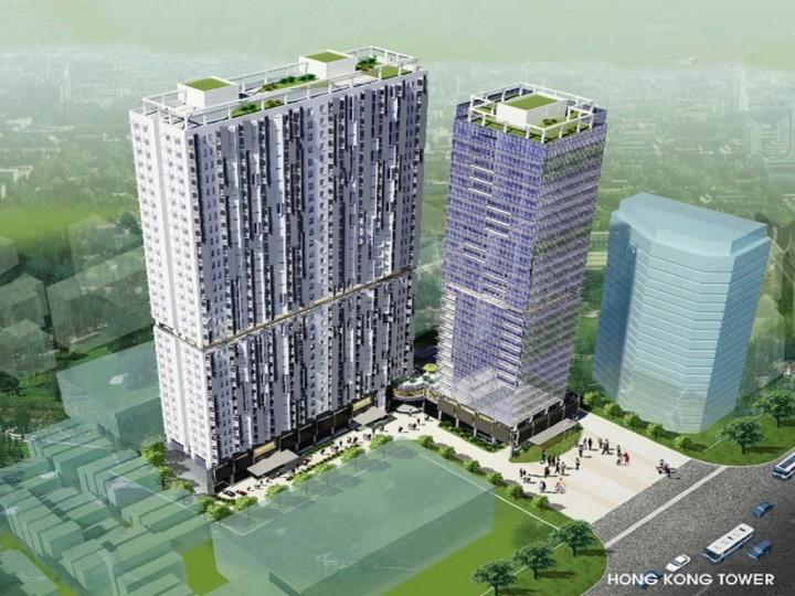 Chung cư HongKong 243A Đê La Thành