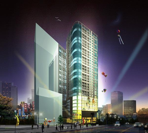 Chung cư Thành An Tower 21 Lê Văn Lương, Q. Thanh Xuân, Hà Nội