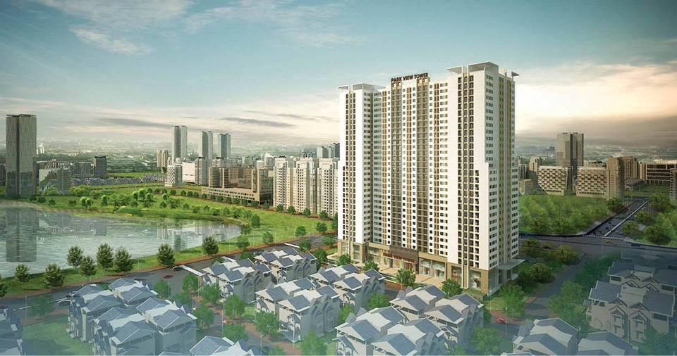 Chung cư Đồng Phát Park View quận Hoàng Mai