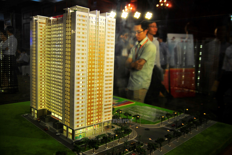 Vừa chào sân, dự án đầu tay của Đồng Phát chung cư Đồng Phát Park View Tower đã bán hết 60% căn hộ