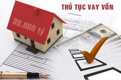Nguồn vốn vay tín dụng bất động sản 30000 tỷ