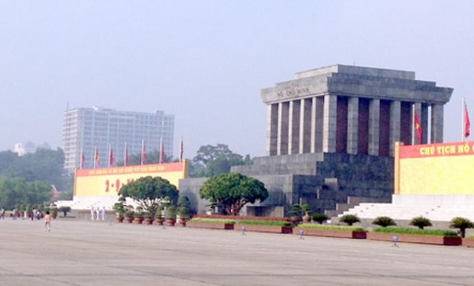 Nhà số 8B Lê Trực quận Ba Đình thủ đô Hà Nội
