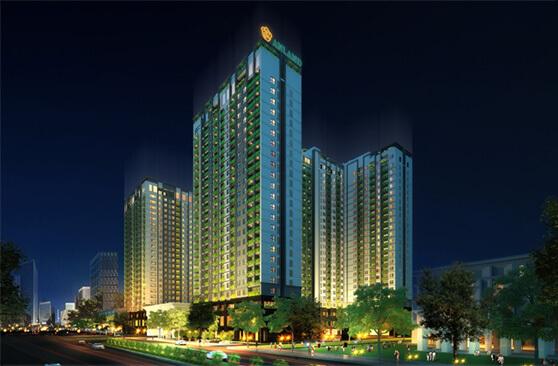 Tổng quan chung cư Anland Nam Cường Complex Building