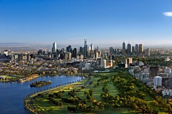 Úc là một trong những thị trường bất động sản nước ngoài thu hút giới siêu giàu Việt Nam. Ảnh: internet
