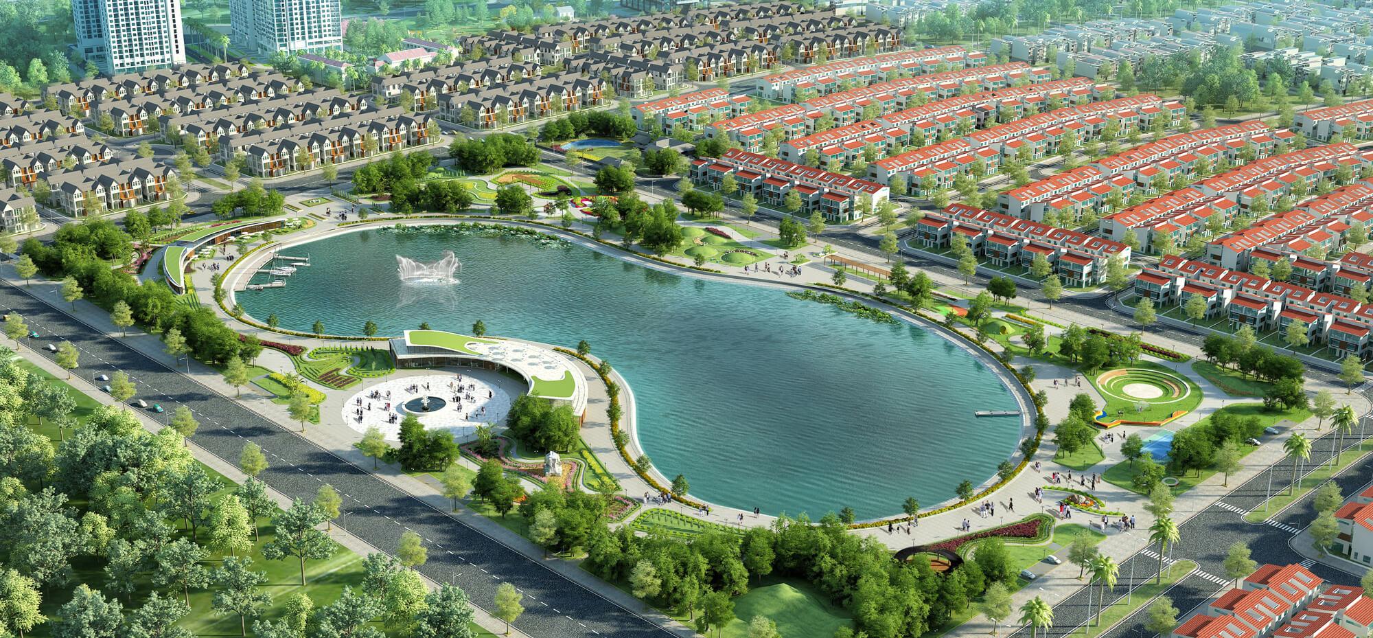 Dự án bất động sản đang xây dựng
