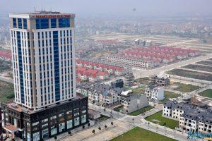Cho thuê văn phòng tòa nhà Nam Cường Building mặt đường Tố Hữu, Dương Nội, Hà Đông